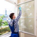limpiar ventanas de aluminio