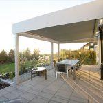 ¿Cuánto cuesta un cerramiento de terraza o jardín?
